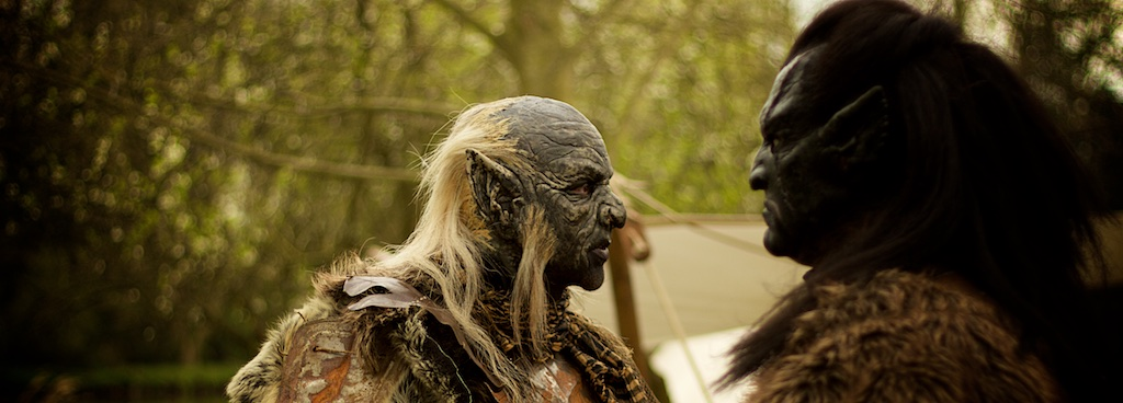 Zwarte Orken vormen geduchte vijanden